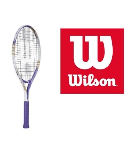 WILSON RAQUET VENUS & SERENA 23