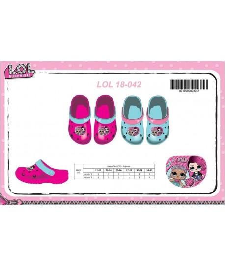 CLOG L.O.L. LOL 18-042