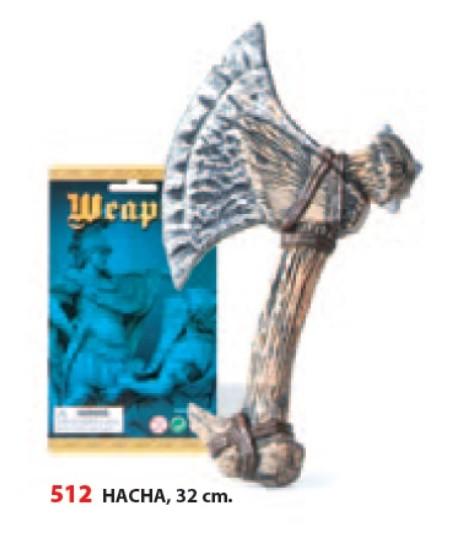 HACHA 32 CM