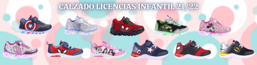 Calzado infantil Otoño-Invierno 2021
