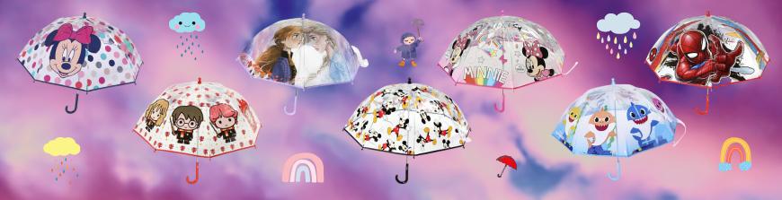 Paraguas licencias infantil - Al por mayor