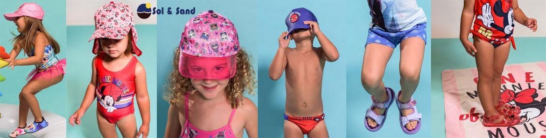 Bañadores infantiles